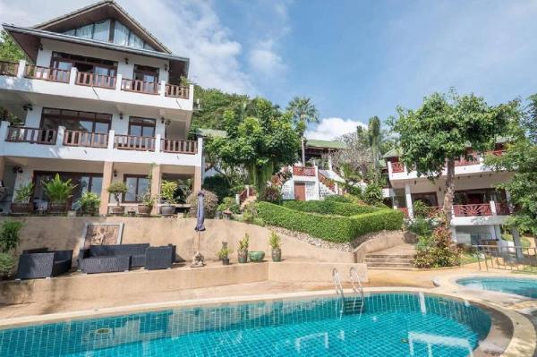 3BR Seaview Villa Cara Koh Samui