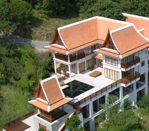 3 BR Seaview Villa Kai Muk Koh Samui