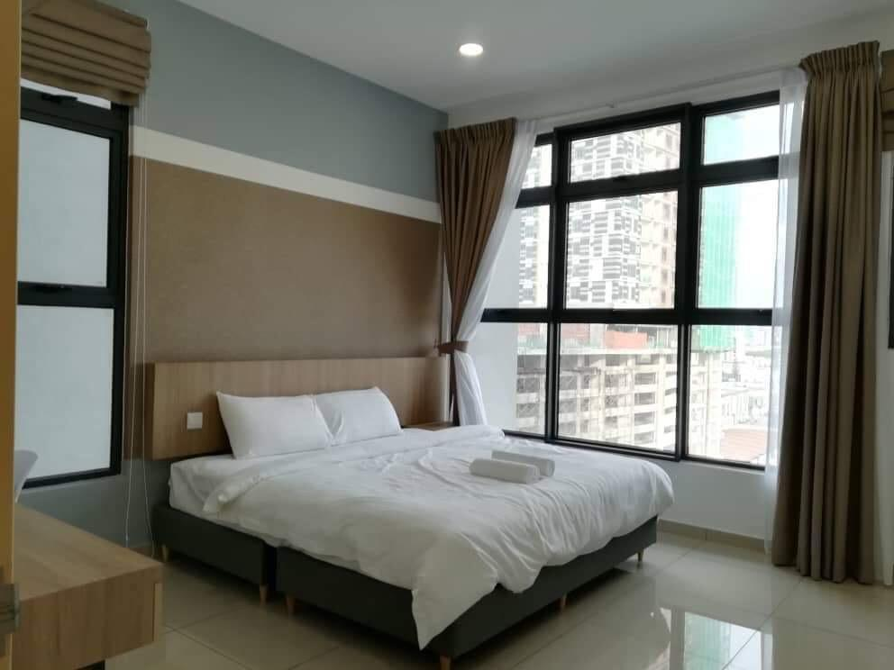Comfort Home-Atlantis Sea& Cityview (7 pax)