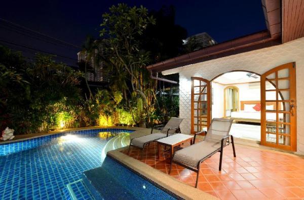 Grand Condo Wasana Pool villa Pattaya