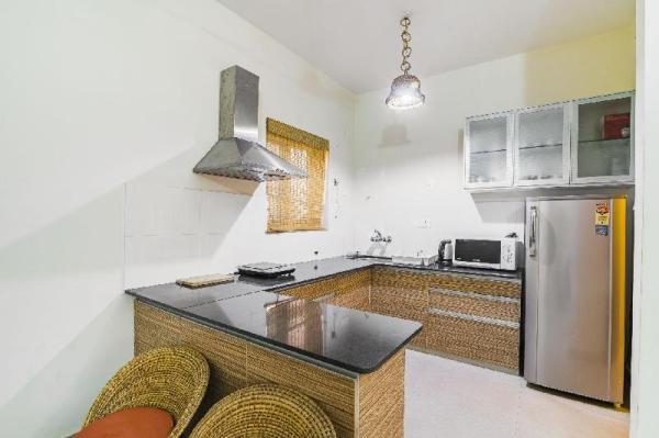 Well-furnished 1BHK ideal for a small family 67913 Goa
