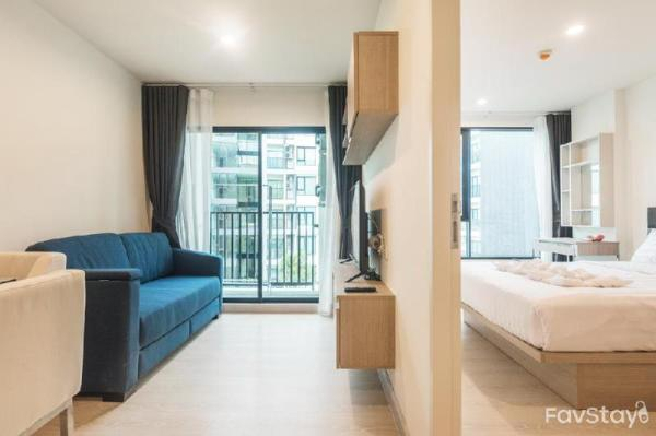 [Sukhumvit] Spacious & Bright Walk to BTS OnNut Bangkok