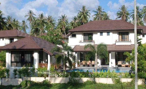Maenam Golf & Pool Villa close to Santiburi Golf Koh Samui