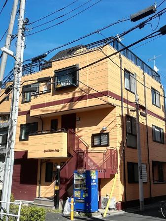 WorldBridge Japan 1st Flr Direct to NRT HND airpt Tokyo