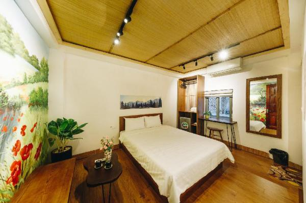 The Autumn-lovely room, next to the West Lake Hanoi