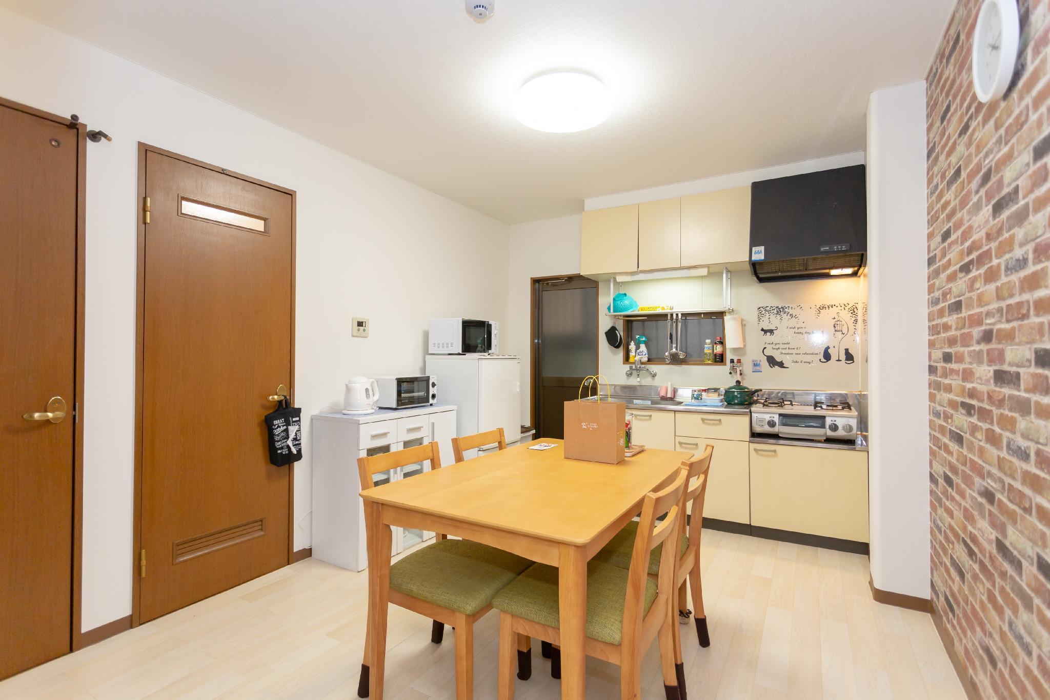 Uhome Tengachaya Villa 1F, Osaka