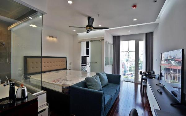 Orchid Luxury Apartment King Studio 501 Hanoi