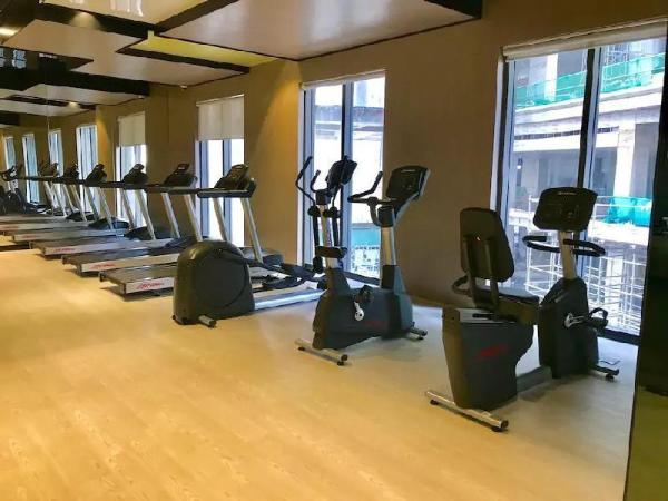 Studio Free Pool, free gym near Ben Thanh Market Ho Chi Minh City