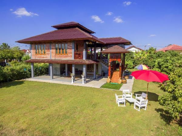 New Villa in Fruit Tree Garden Chiang Mai
