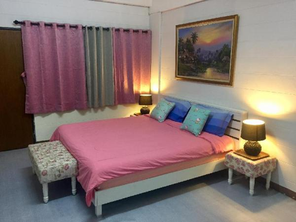 big room with terrace Chiang Mai