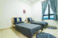 Chung cư studio 220 m² có 0 phòng tắm riêng ở Gelang Patah/Legoland