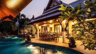 3 Bedroom Villa with Pool, Lake & Mountain Views - Krabi