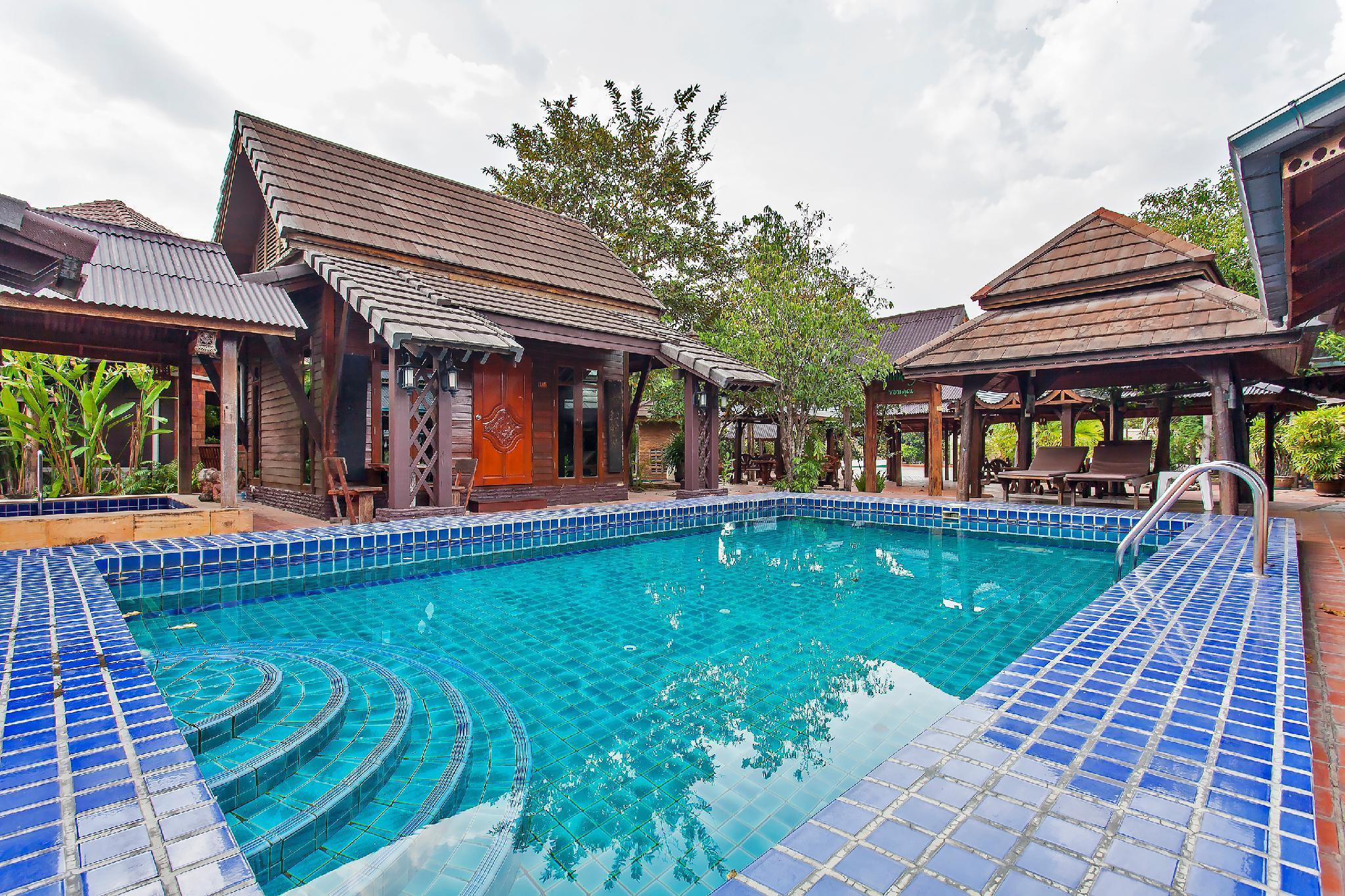 Serenity Gardens Resort 21 Bedroom w Pool and Gym