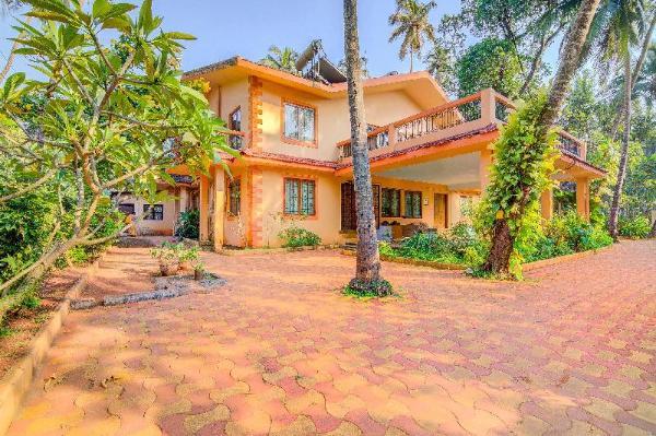 2 Bedroom Apartment in Calangute 71085 Goa