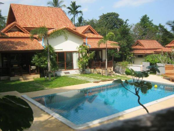 Baan Saowanee Orchard View Pool Villa (3 bedroom) Koh Samui