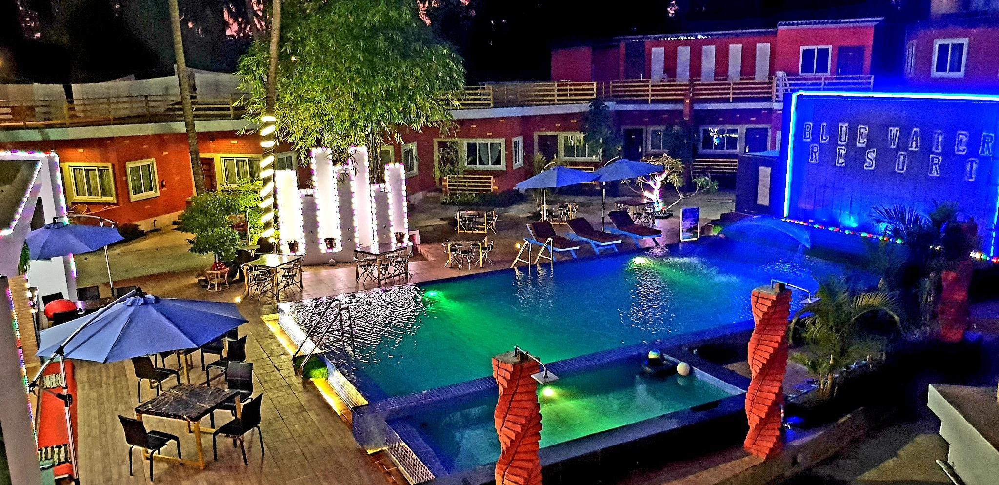 Blue Water Resort, Bassein