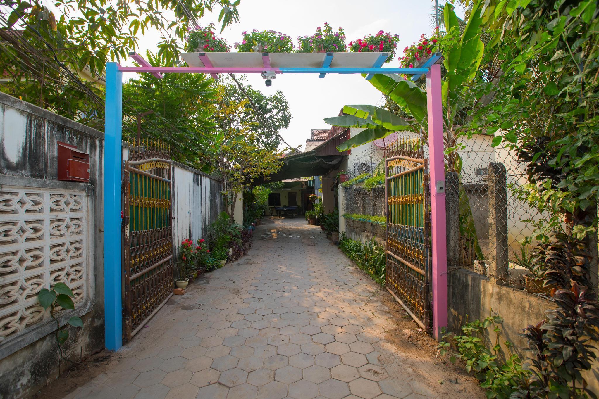 Aspiration of Cambodia Culture Experience