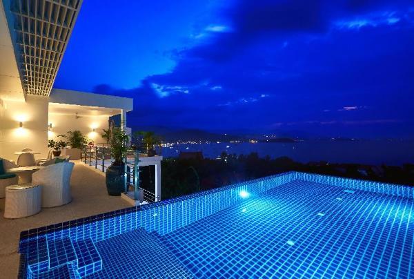 Villa Blanche Vue Exceptionnelle Koh Samui