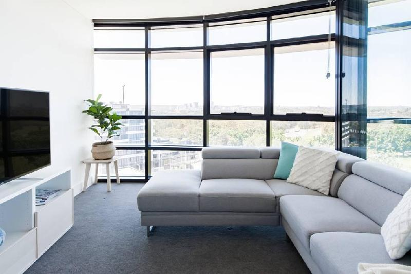 Visit Sydney Olympic Park from a Luxury Apartment Sydney New South Wales