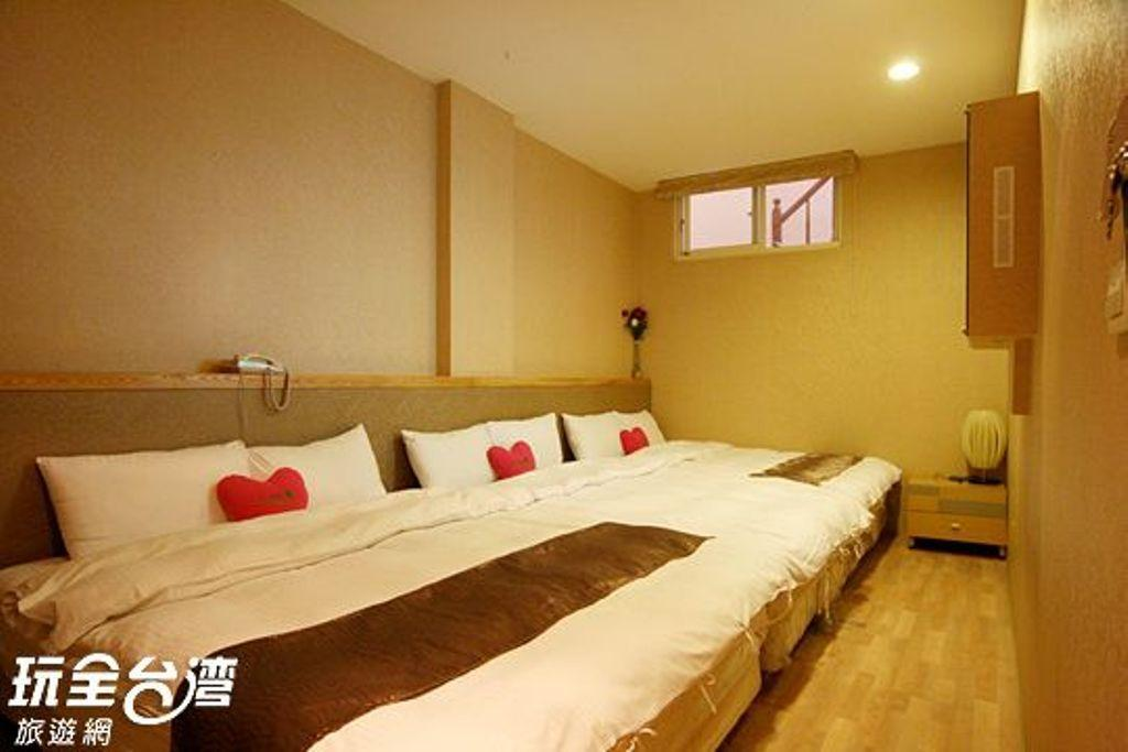 5 people room-Tanxiang hotel Sun Moon Lake