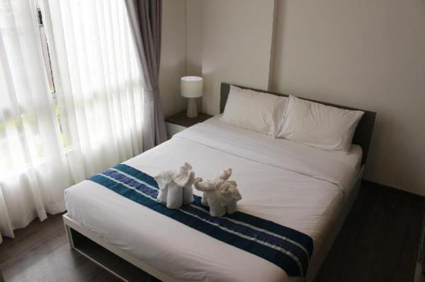 Sleep D@Santitham Area No.2 FREE POOL+GYM Chiang Mai