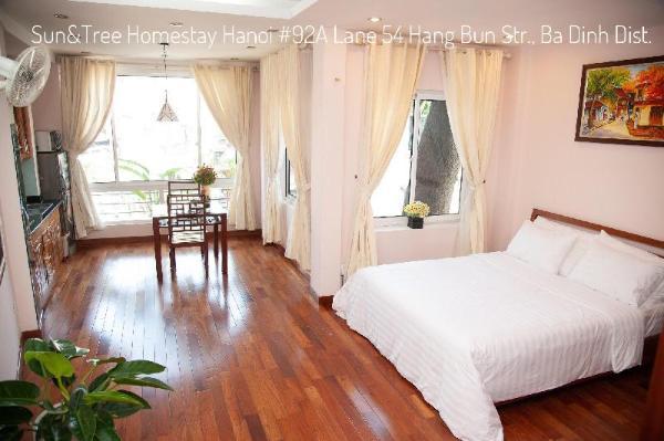 Sun & Tree Homestay Hanoi - Deluxe room 1 Hanoi