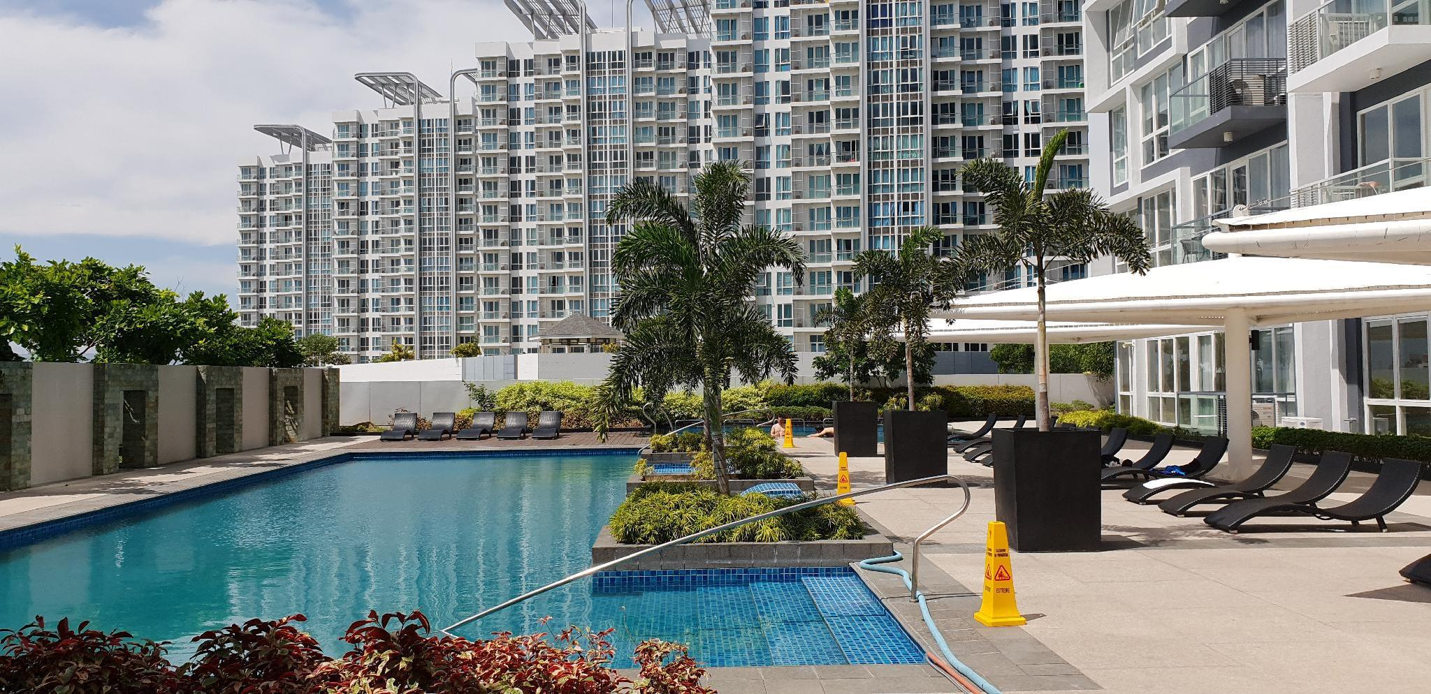 Mactan Newtown with City and Sea View