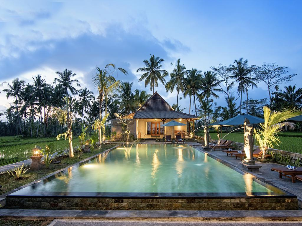 OBR Villa Surrounded by  Rice Field at Ubud