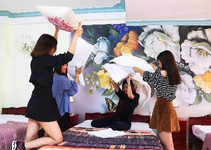 Nhà mặt đất 360 m² 6 phòng ngủ, 7 phòng tắm riêng ở Trung tâm thành phố Quy Nhơn