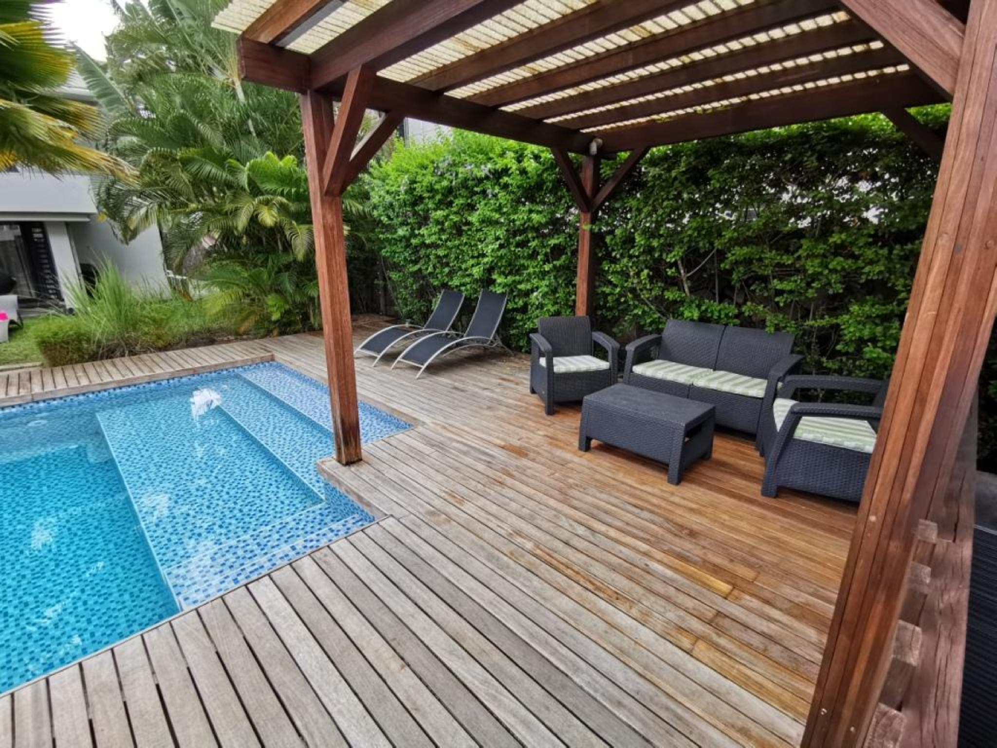 Lovely Duplex  With Pool And Beach Access
