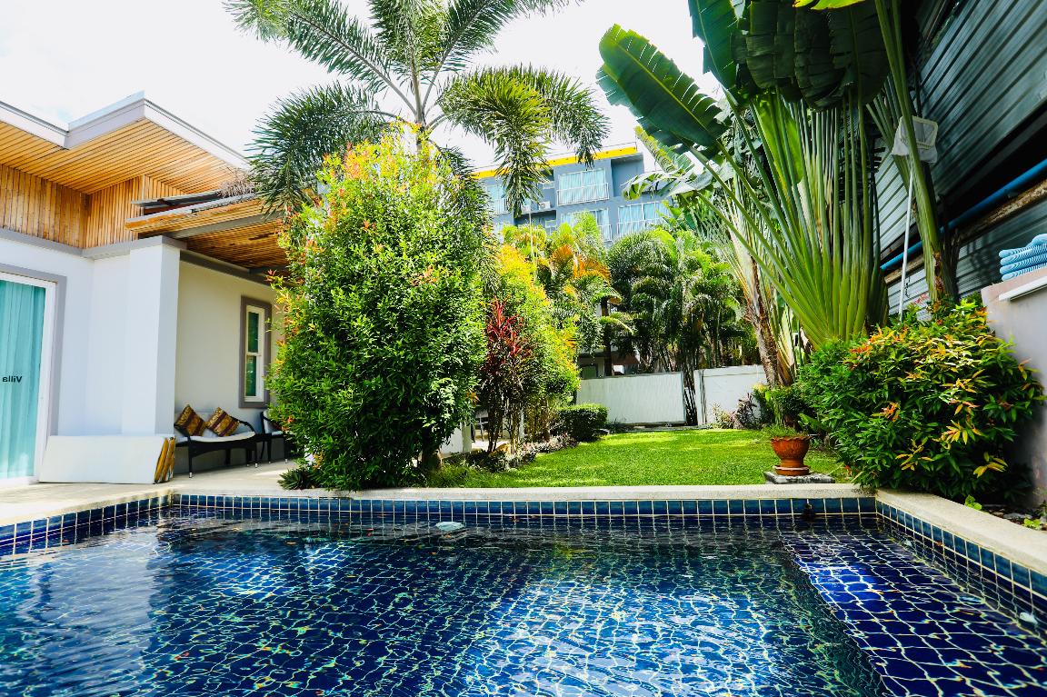 Walk 700m to  beach,Modern and  comfortable  villa