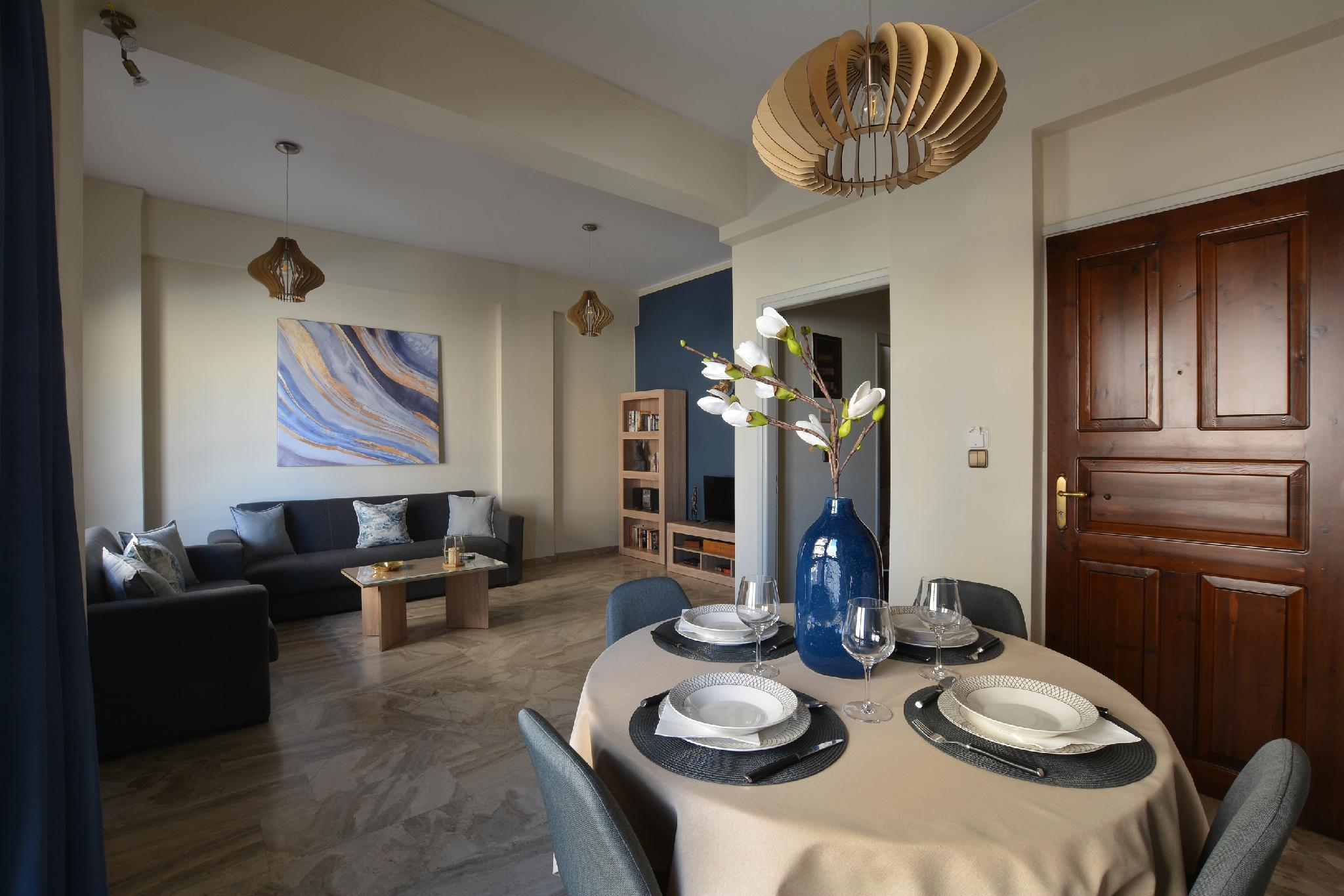 Modern apartment in the center of Heraklion