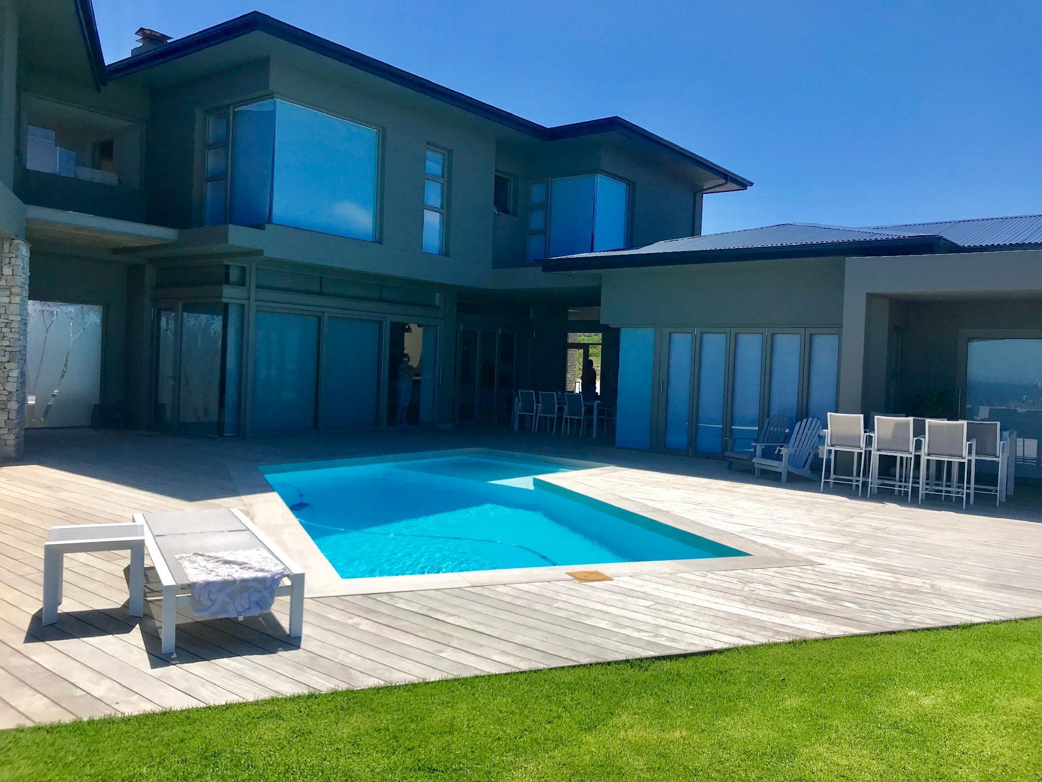 Villa Plett- Holiday rental  in secure Estate