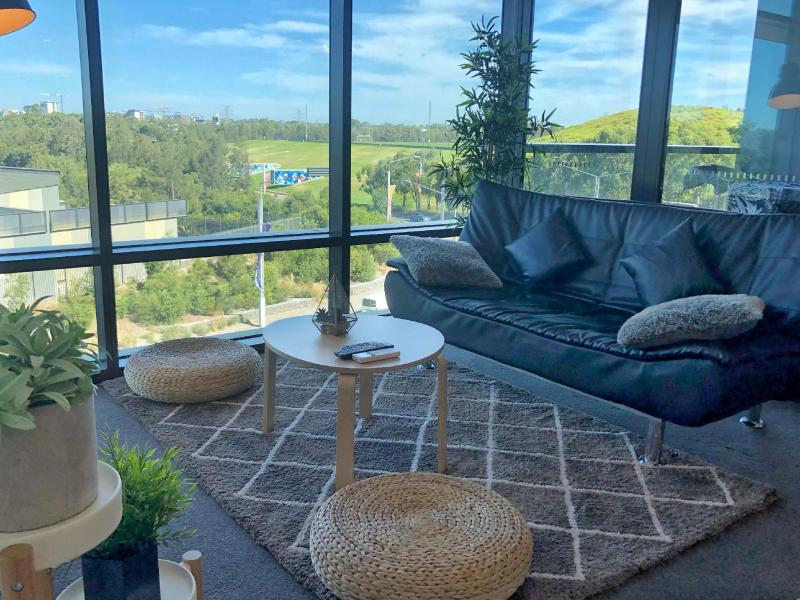 Comfy & Bright 1 Bedroom Apt Sydney Olympic Park New South Wales