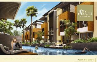 Asatti Garden Apartment - 1 BR 36m2 @ near ICE BSD, Tangerang