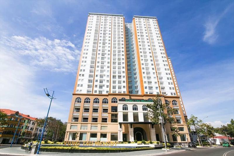 Luxury Apartment near the beach, Vung Tau city,