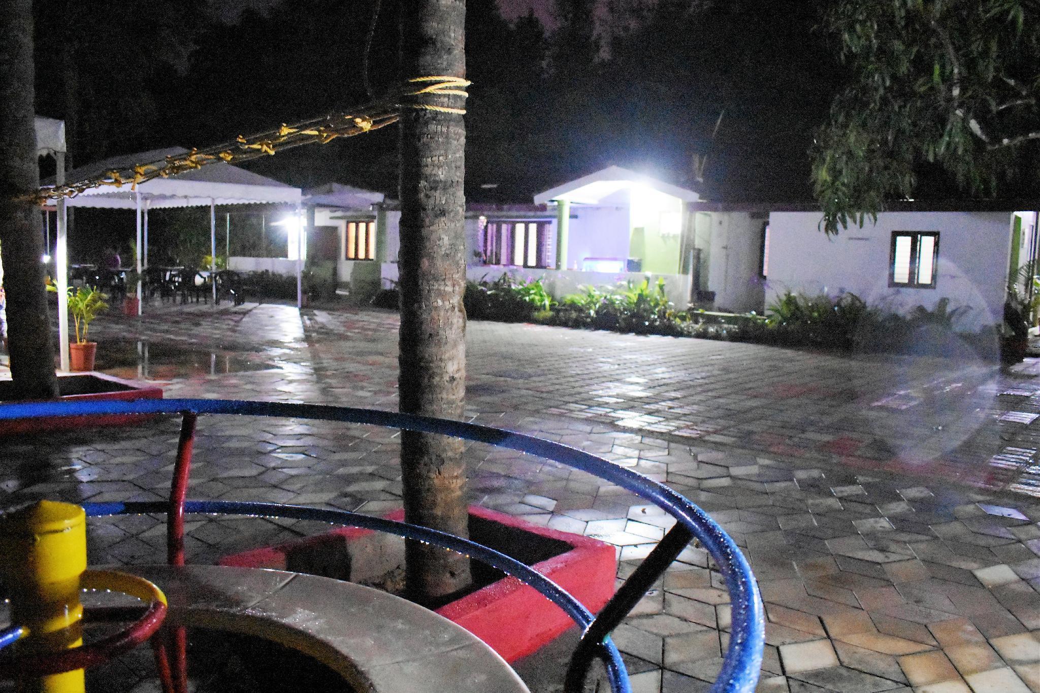 Camp coorg estate resort