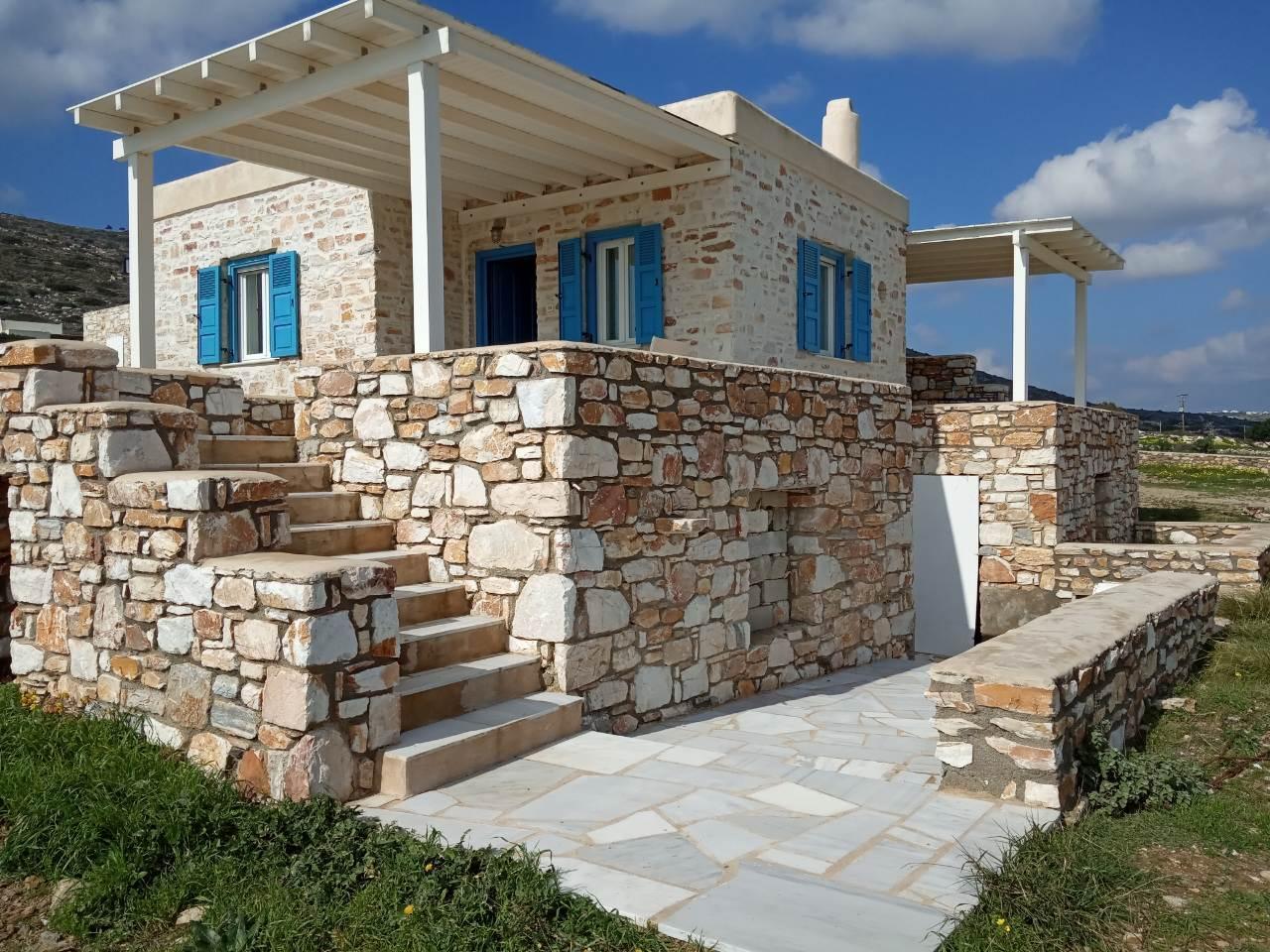 Beautiful Villa in Prodromos  Stone Villa Kontiani