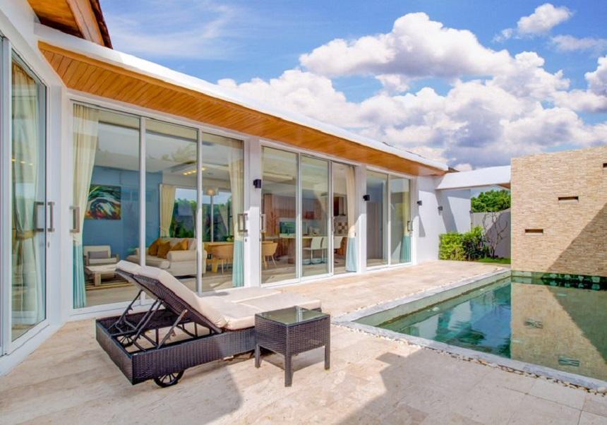 3 BDR Signature Pool Villa at Rawai-Naiharn