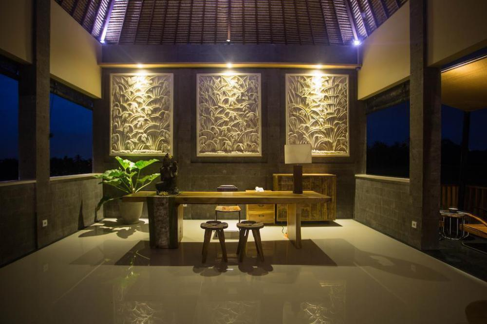 2 Bedroom with Rice paddy Fields View Ubud