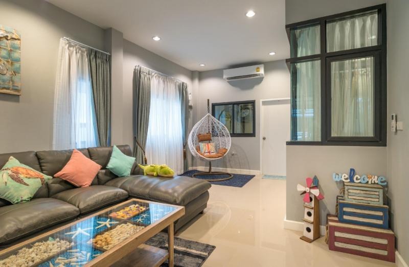 Nhà mặt đất 120 m² 4 phòng ngủ, 3 phòng tắm riêng ở Krabi