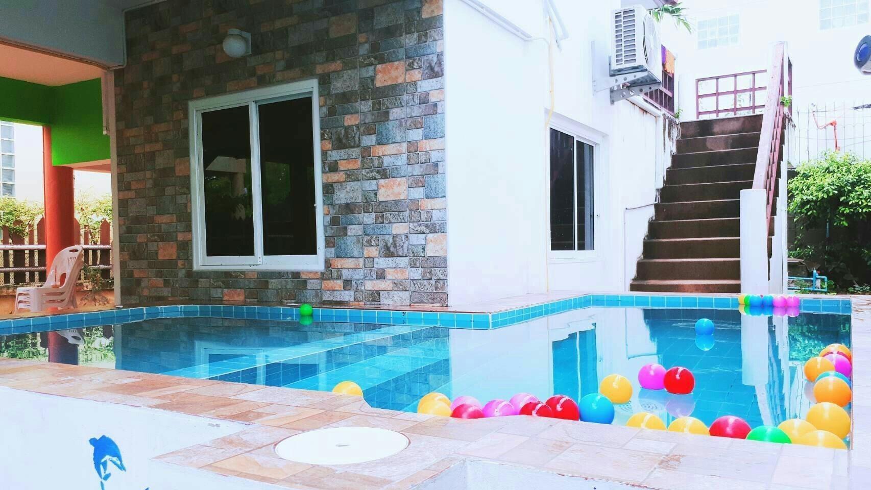 Home with Pool  | 100 m to HuaHin Beach