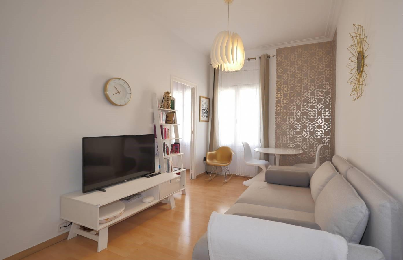 Stylish appartment in Barcelona city center