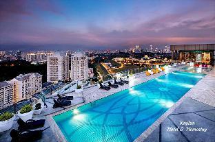 Spacious Designer Suite 2-7Pax at KL City, Kuala Lumpur