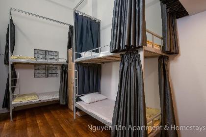 Nhà mặt đất studio 30 m² có 1 phòng tắm riêng ở Phước Mỹ