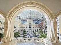 MGM Macau: garden