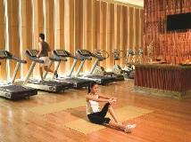 MGM Macau: fitness room