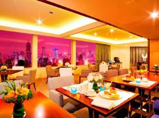 Jin Jiang Tower Hotel Shanghai - Executive Lounge