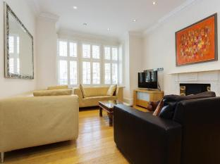 Veeve  4 Bedroom Edwardian Home On Airedale Avenue Chiswick