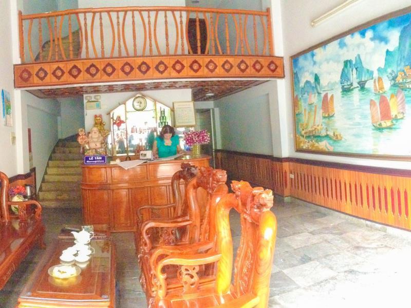 ンゴック チャウ ホテル11